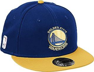 9c2ce766e09bd New Era NBA 9fifty Golden State Warriors Offical Team Colour Casquette De  Baseball Homme