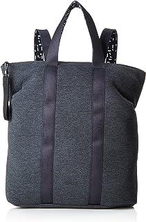 BREE Collection Damen Sumo 2, Dark Grey, Backpack S19 Rucksack Grau (Dark Grey)