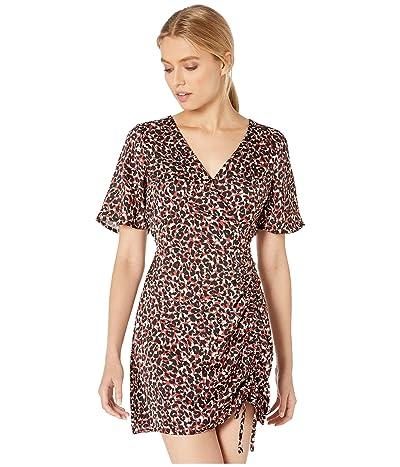 Sanctuary Wild One Cinch Dress (Mod Cheetah) Women
