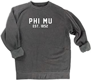 phi mu pullover