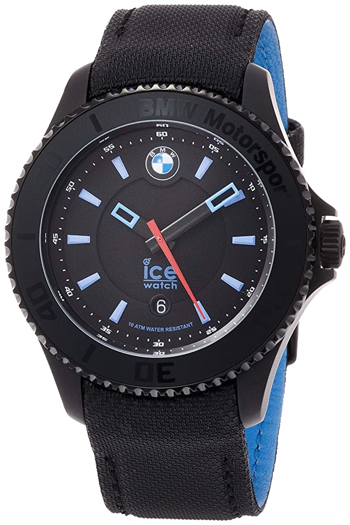 スリッパ早熟残り[アイスウォッチ] ICE WATCH 腕時計 BMW Motorsport モータースポーツ Steel クオーツ BM.KLB.U.L.14 ユニセックス [並行輸入品]