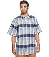 Big & Tall Tamuda Bay Plaid Shirt