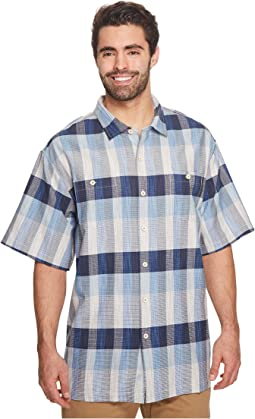Tommy Bahama Big & Tall - Big & Tall Tamuda Bay Plaid Shirt