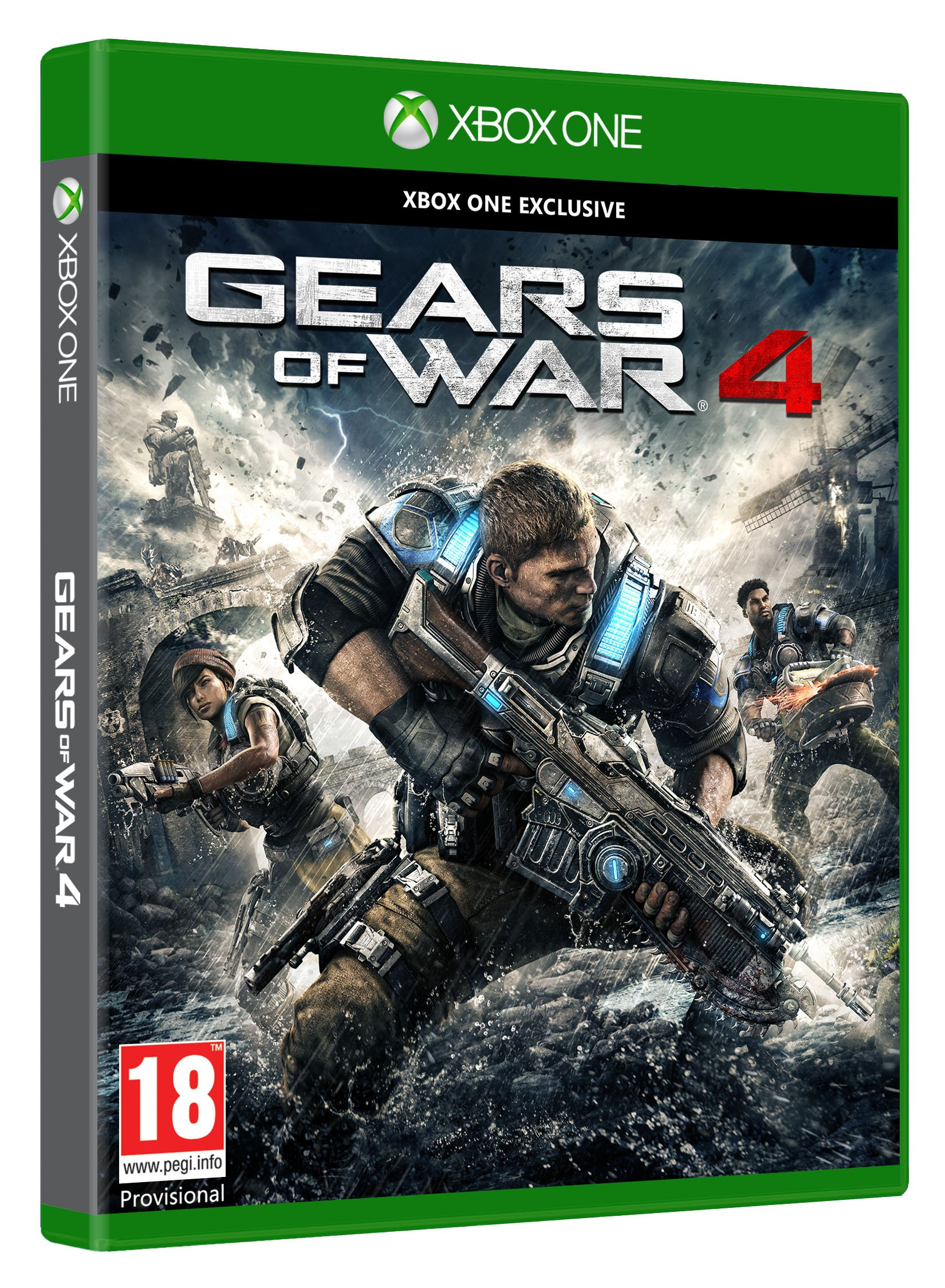 Gears of War 4 (Xbox One): Amazon.es: Videojuegos