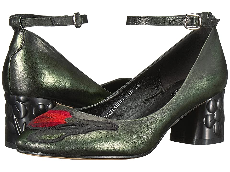 Spring Step Fantabulus (Olive Green) Women