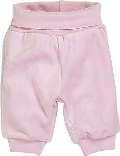 Pantalones para Beb/é-Ni/ñas 44 Wei/ß//Rose 586 Rosa Schnizler Oeko-Tex Standard 100