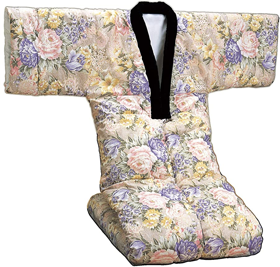 イル見捨てられた不承認ファミリー?ライフ 着る毛布?かい巻き ピンク サイズ(1枚):約幅140×長さ200cm 0320910