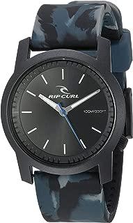 Men's Cambridge Quartz Sport Watch with Silicone Strap, Multi, 22 (Model: A2973-CMO)
