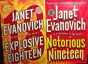 2 Books! 1) Explosive Eighteen 2) Notorious Nineteen