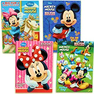 Amazon Com Minnie Mouse Drawing Painting Supplies Arts