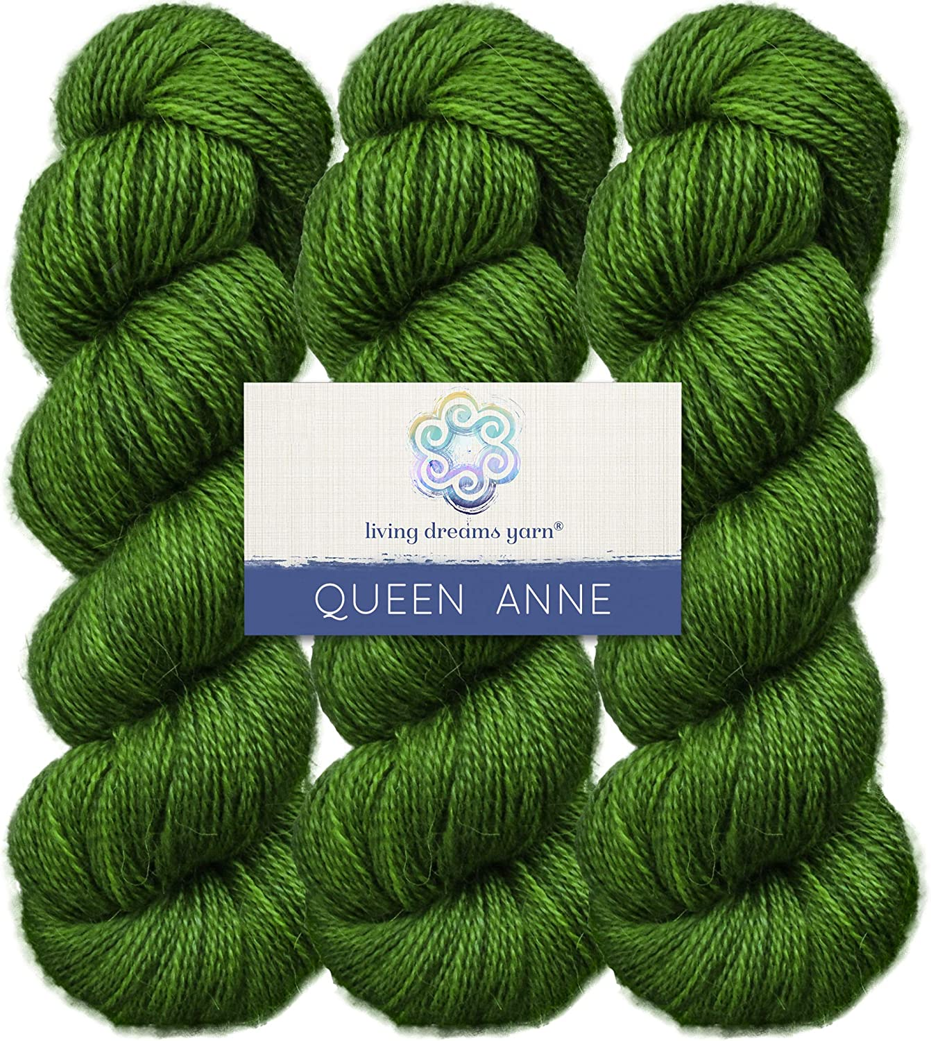 Living Dreams QUEEN ANNE LACE Yarn. Dedication of Ba Soft Luxuriously Blend Our shop OFFers the best service