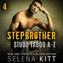 Stepbrother Studs: Taboo A-Z, Volume 4: A Stepbrother Romance Collection