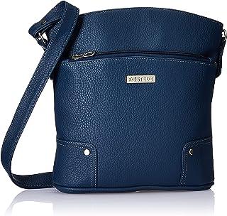 Fostelo Women's Marlyn Handbag (Blue)