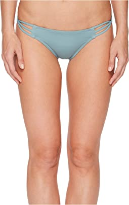 O'Neill Salt Water Solids Multi Side Strap Bikini Bottom