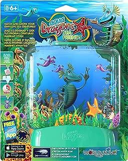 aqua dragons sea friends deluxe