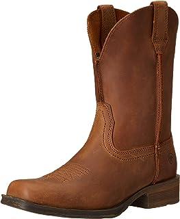 حذاء راعي البقر الغربي Rambler للنساء من Ariat