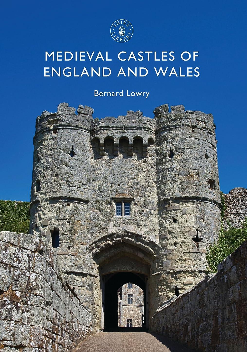 リレーテラス来てMedieval Castles of England and Wales (Shire Library Book 837) (English Edition)