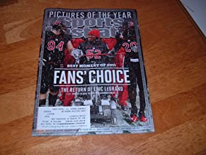Sports Illustrated, December 26, 2011-Best Moments of 2011-FANS' CHOICE. The Return of Eric LeGrand