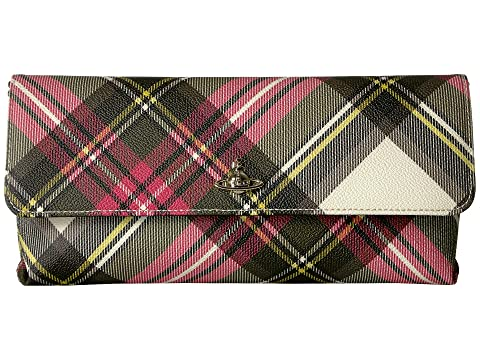 Vivienne Westwood Derby Long Clutch with Chain