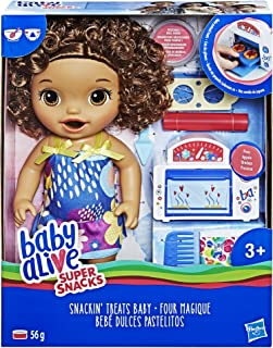 Baby Alive–Doll, e2098, Varied