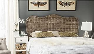 Safavieh Home Collection Imelda Grey Headboard (Queen)