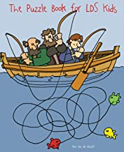The Puzzle Book for LDS Kids
