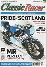 Classic Racer Magazine, September October 2013 (Issue 163)