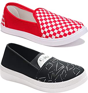 CAMFOOT Girl's Loafers