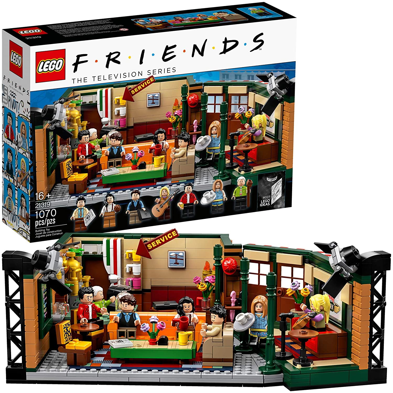 Friends Central Perk LEGO Building Kit