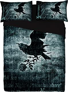 Alchemy Gothic Nevermore USA King Duvet/comforter Cover Set 102