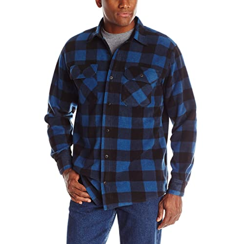 Men's Flannel Shirts: