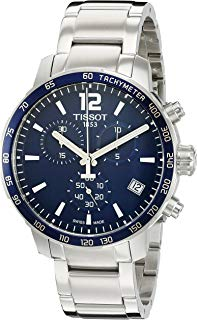 Tissot Men's Swiss Quartz Stainless Steel Casual Watch (Model: T0954171104700)