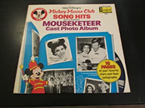 mouseketeers song