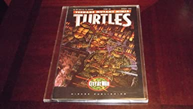 Teenage Mutant Ninja Turtles #50 Signed By Eastman and Laird (city at war, vol.1)