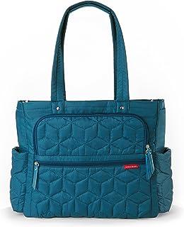 Bolsa Maternidade Coleção Forma Pack&Go, Skip Hop, Verde Azulado