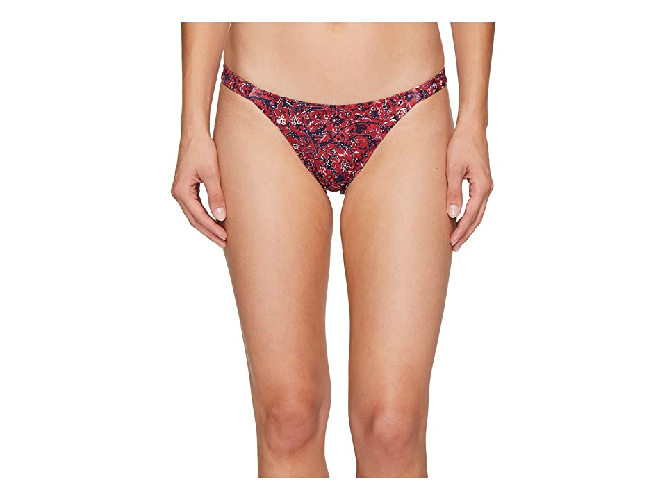 Tavik Heather Bikini Bottom (Lap of Luxury Red) Women