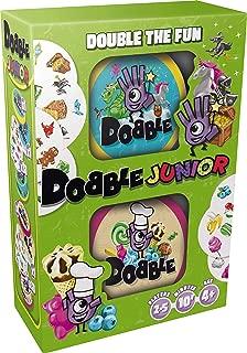 Asmodee ASMDOBBJU01EN Dobble Junior