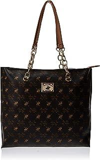 BHPC Womens Tote Bag, BROWN - BHVA3175