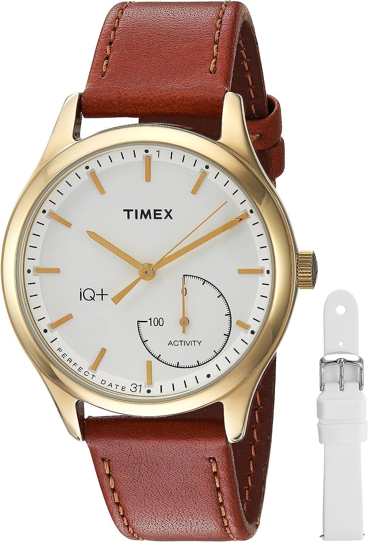 Timex Women's IQ+ Move Activity Tracker Smart Watch Set
