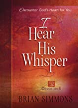 I Hear His Whisper: 52 Devotions (The Passion Translation)