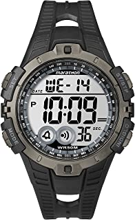 Timex Mens Quartz Watch, Digital Display And Resin Strap - T5K802
