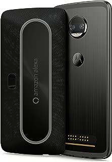 Motorola Smart Speaker with Amazon Alexa Motomod for Moto Z Phones - Black (Renewed)