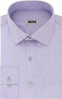 Men's Dress Shirt Slim Fit Stripe