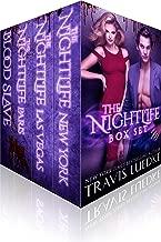 The Nightlife Series Box Set Books 1-4 (Vampire Harem, Paranormal Love Triangle)