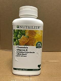 NUTRILITE Lecithin-E Chewables - 270 TABLETS
