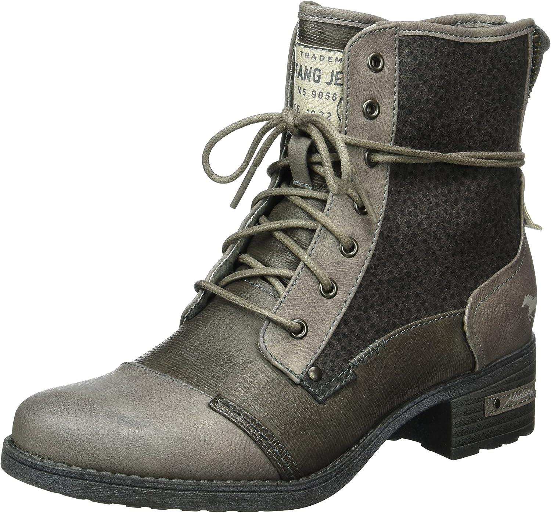 MUSTANG Damen 1229-504-230 Combat Stiefel