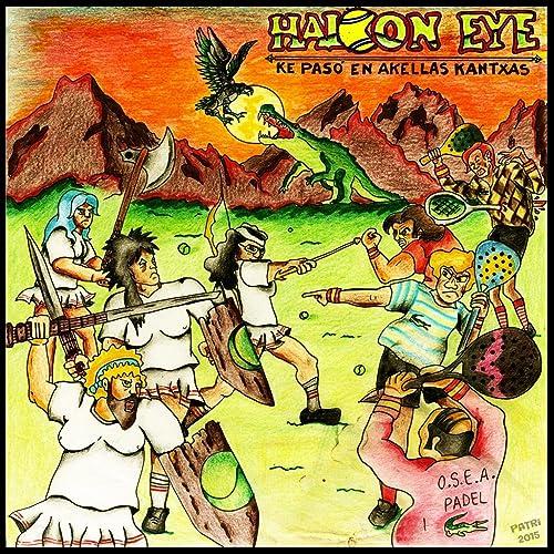 Follo a pelo de Halcon Eye en Amazon Music - Amazon.es