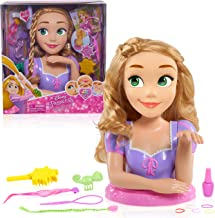 Disney Princess Deluxe Rapunzel Styling Head