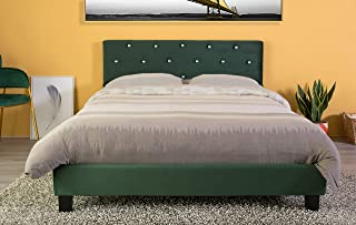 Best platform bed frame without headboard Reviews