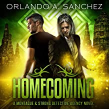 Homecoming: A Montague & Strong Detective Agency Novel